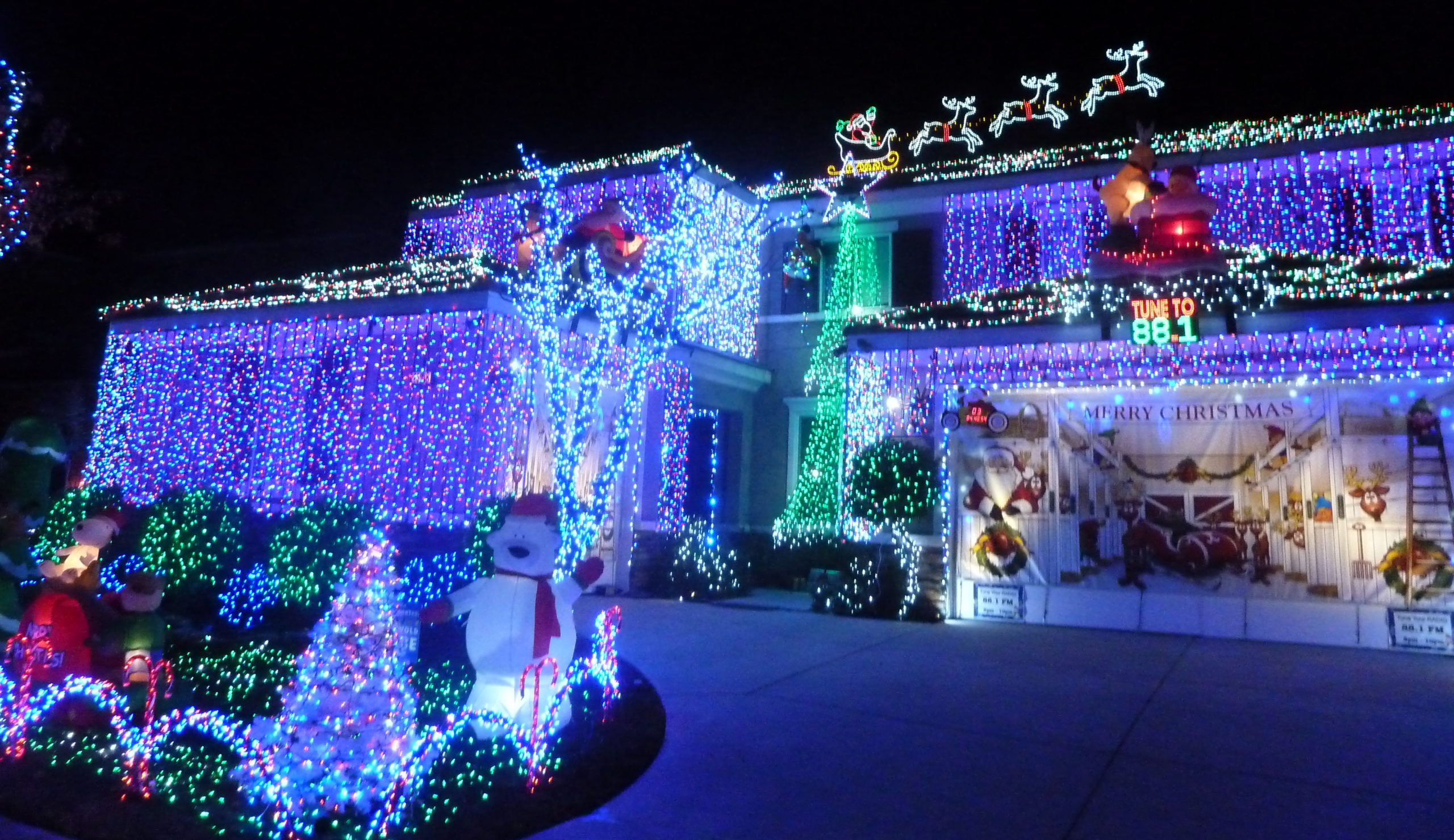 Christmas Lights In Temecula 2020 Brewens Empire Trolley » 25 Days of Christmas – Holiday Lights